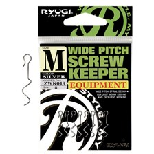 GRAFFETTA RYUGI SCREW KEEPER - PACCHETTO DI 8