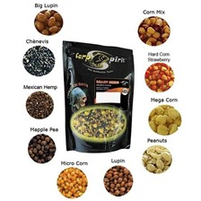 Baits & Additives Carp Spirit READY SEEDS GRAINE CUITE BIG LUPIN 800G