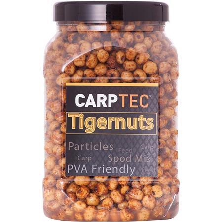 GRAINE PREPAREE DYNAMITE BAITS CARP-TEC PARTICLES TIGER NUTS