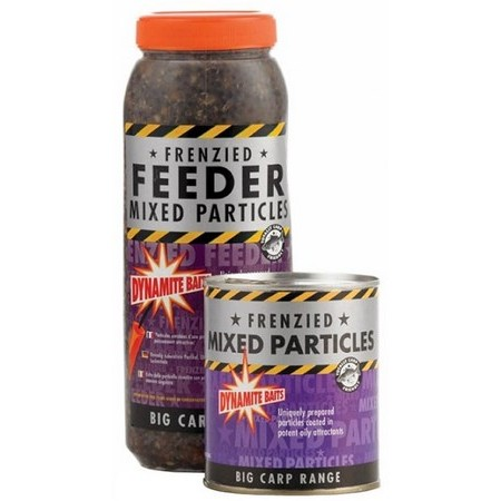 GRAINE PREPAREE DYNAMITE BAITS FRENZIED MIXED FEEDER PARTICLE