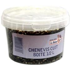 Baits & Additives La Sirène X21 GRAINE PREPAREE CHENEVIS CUIT GRAINE PREPAREE LA SIRENE X21 CHENEVIS CUIT 1/2L