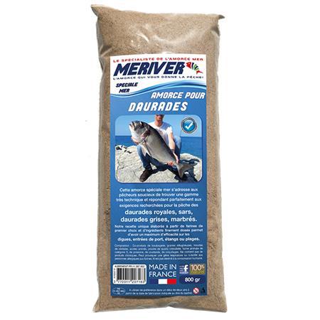GROUNDBAIT MERIVER SPECIAL SEA-BREAM