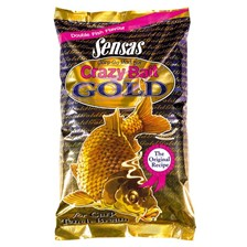 GROUNDBAIT SENSAS CRAZY BAIT GOLD