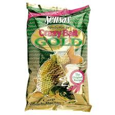 GROUNDBAIT SENSAS CRAZY BAIT GREEN GOLD