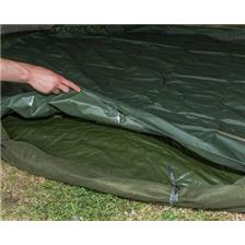 GROUNDSHEET NASH POUR DOUBLE TOP EXTREME 2 MAN HEAVY DUTY GROUNDSHEET