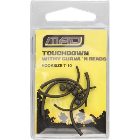 GUAINA TERMORESTRINGENTE MAD TOUCHDOWN WITHY CURVA'N BEADS