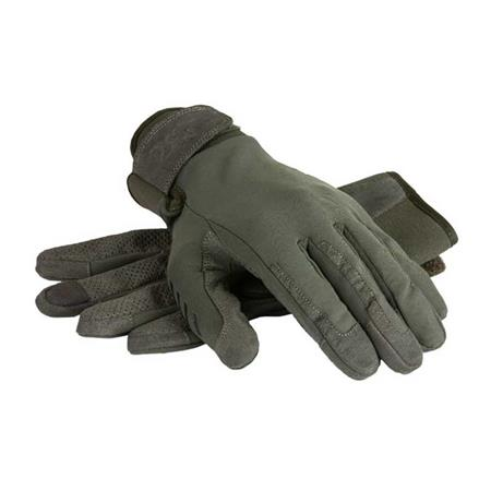 GUANTES HOMBRE BROWNING PROSHOOTER - VERDE