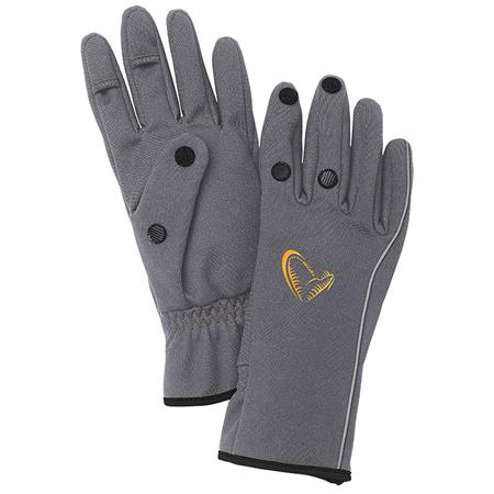 GUANTES HOMBRE SAVAGE GEAR SOFTSHELL GLOVE