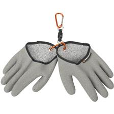 GUANTI UOMO SAVAGE GEAR AQUA GUARD GLOVES - GRIGIO