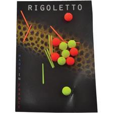 Tying Fiquet RIGOLETTO ORDINAIRE JAUNE ORANGE TAILLE 2