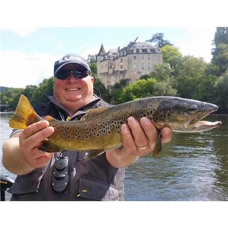 GUIDE TROUT FLY MIDI-PYRENEES LUC MATOSEVIC