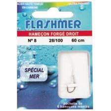 HAKEN MONTIERT MEER FLASHMER - 60ER PACK
