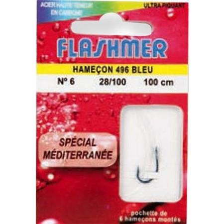 HAKEN MONTIERT MEER FLASHMER MEDITERRAN - 60ER PACK
