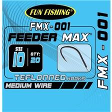 Hooks Fun Fishing FMX 001 TAILLE N°14