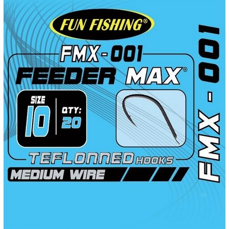 HAMECON ANGLAISE FUN FISHING FMX-001 - PAR 20