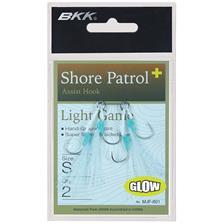 Hooks BKK ASSIST LIGHT GAME SHORE PATROL +