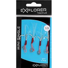 HAMECON ASSIST HOOK EXPLORER TACKLE MINI SINGLE
