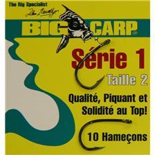 Hooks Big Carp SERIE 1 N°2