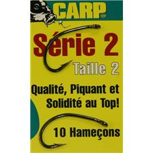 Hooks Big Carp SERIE 2 N°1