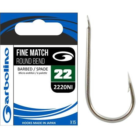 HAMECON GARBOLINO FINE MATCH ROUND BEND 2220NI