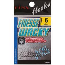 Hooks Hayabusa FINESSE WACKY FF205 N°4