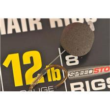 READY RIGS WITH SPEEDSTOPS 38CM N°14 9LBS