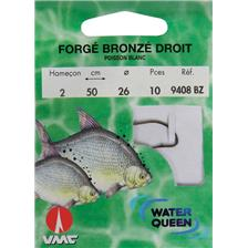 HAMECON MONTE COUP WATER QUEEN FORGE BRONZE DROIT - PAR 10