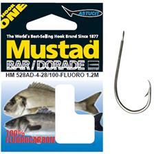 Hooks Mustad 528 AD EN 1.20M 037504