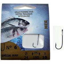 Hooks Pafex SPECIAL SURF N°6 26/100