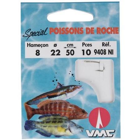 HAMECON MONTE MER WATER QUEEN POISSONS DE ROCHE - PAR 10