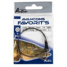 HAMECON MONTE SIMPLE AUTAIN FAVORIT'S 45CM - PAR 3