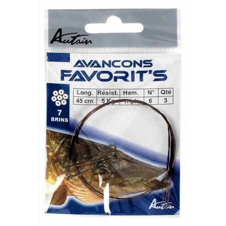 HAMECON MONTE TRIPLE AUTAIN FAVORIT'S 45CM - PAR 3