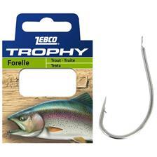 Hooks Zebco TROPHY N°6 18/100