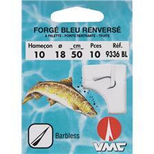 9336BL FORGE BLEU RENVERSE N°10 O 18/100