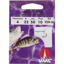 Hooks Water Queen HAMECON MONTE SPECIAL CARNASSIER N° 4 22/100