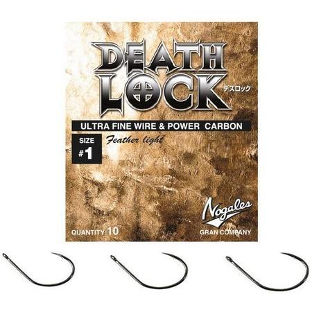 HAMECON SIMPLE NOGALES GRAN DEATH LOCK - PAR 10