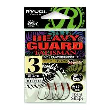 Hameçons Ryugi HEAVY GUARD TALISMAN N°3