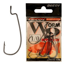 HAMECON TEXAN DECOY WORM 9 - PACK