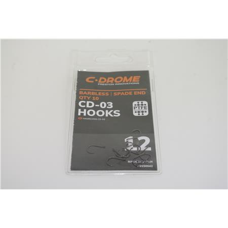 HAMECONS PRESTON INNOVATIONS CD 03 HOOKS TAILLE 12 - P0150042 OCCASION