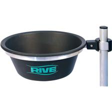 HAND WASH BOWL RIVE WITH SUPPORT
