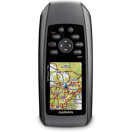 HANDHELD GPS GARMIN GPSMAP 78