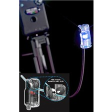 Instruments Delkim NITELITE PRO NITELITE PRO HANGER ELECTRIC BLUE