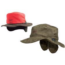 HAT HART BLZ5 REVERSIBLE - KAKI/ORANGE