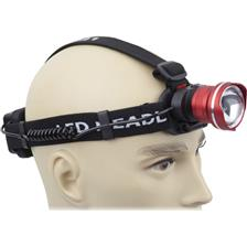 HEADLAMP IMAX SANDMAN RECHARGABLE HEADLAMP
