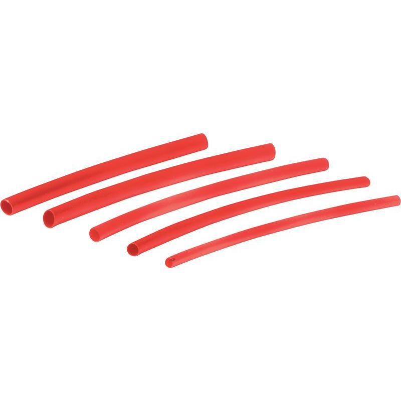 HEAT-SHRINKABLE SLEEVE TORTUE 2:1 RED - 4mm