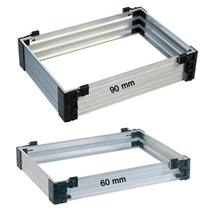 HEIGHTENING ALUMINIUM TRAY RIVE F2
