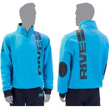 HEREN SWEATER RIVE 50 - BLAUW