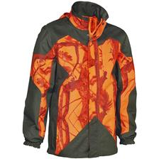 HERRENJACKE PERCUSSION PREDATOR 900R GHOST TARNFARBE ORANGE