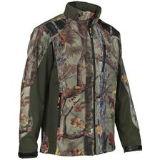 HERRENJACKE PERCUSSION SOFTSHELL GHOST CAMO FORREST