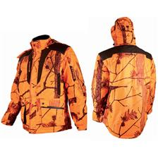 HERRENJACKE SOMLYS 471N TARNFARBE ORANGE